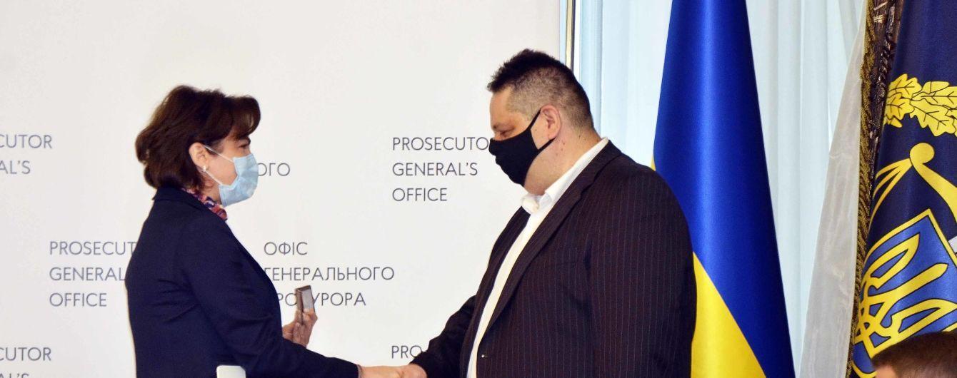 Венедиктова представила своего нового заместителя: ранее он работал у Медведчука