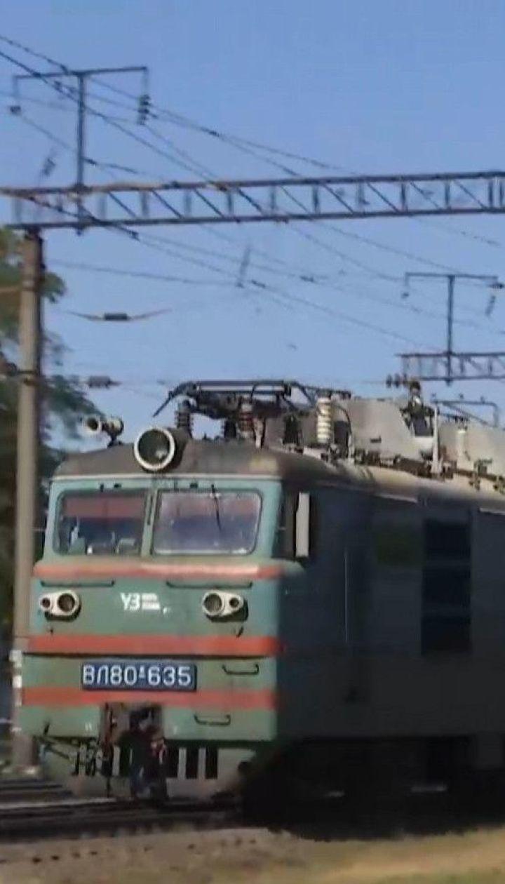 У Коростені 9-річна дівчинка потрапила під потяг і залишилась без ніг
