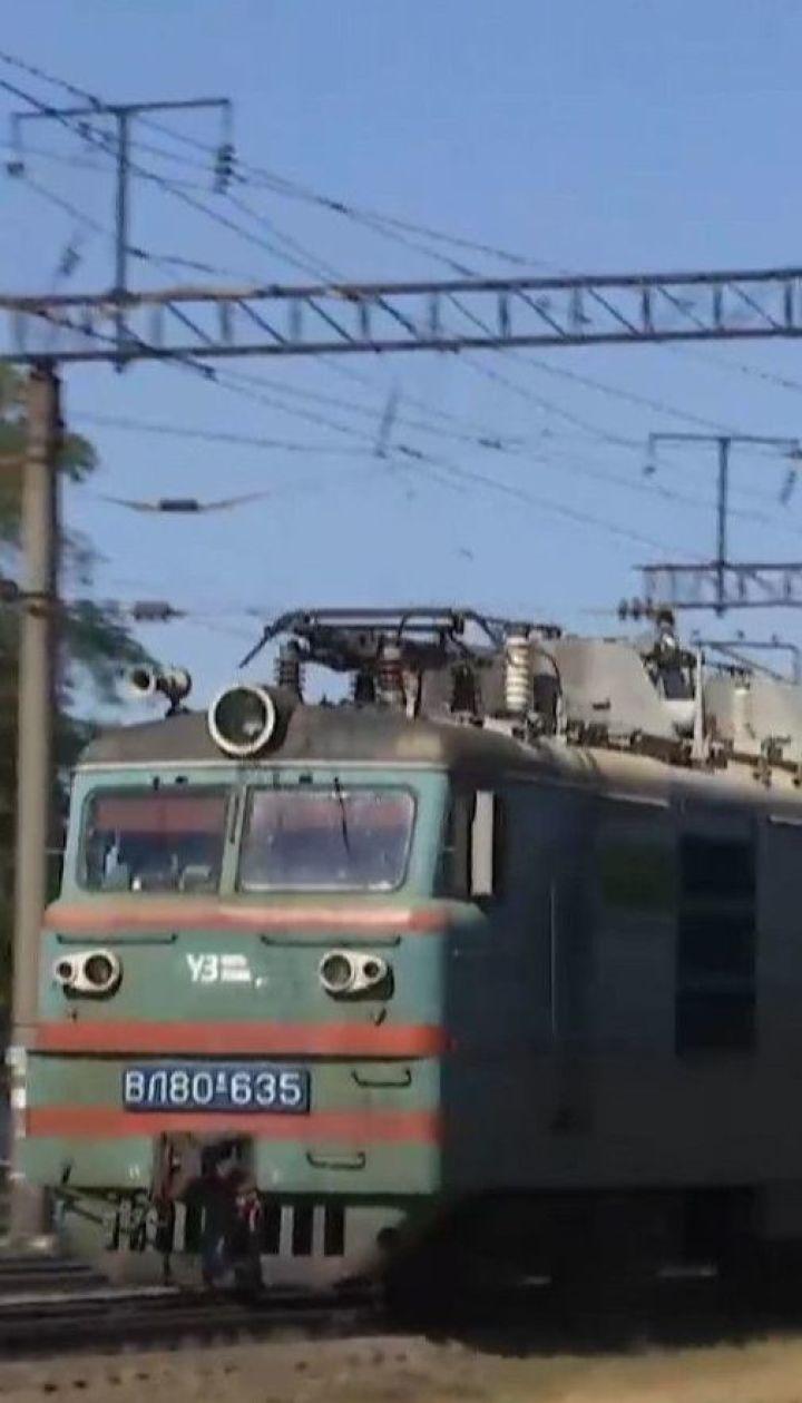 В Коростене 9-летняя девочка попала под поезд и осталась без ног