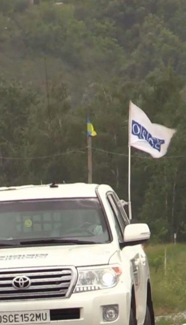 Инспекцию в зоне ООС отменили из-за новых требований сепаратистов