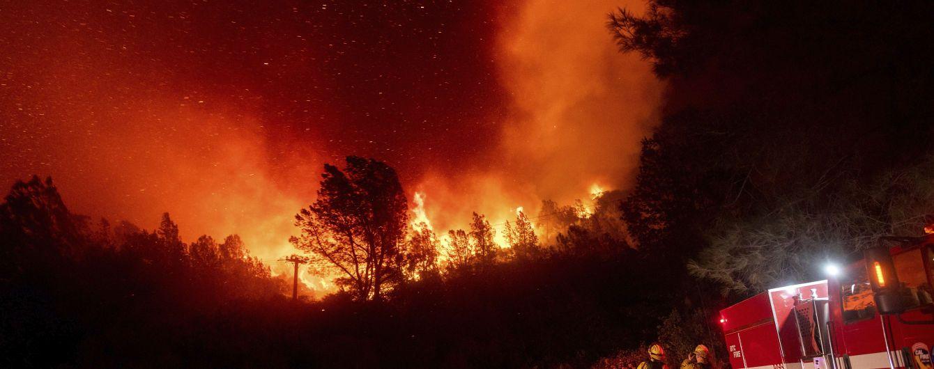 Дым от пожаров в США пересек Атлантику и достиг Европы