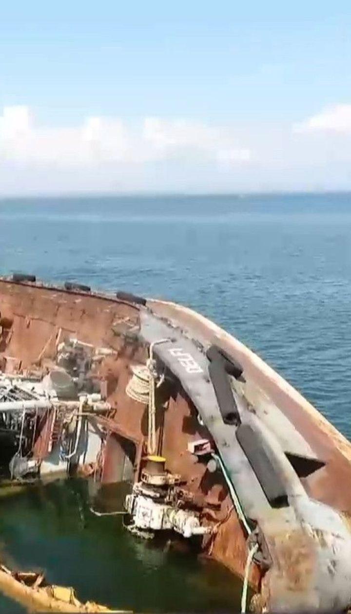 """Подъем """"Делфи"""": где судно сейчас и что с ним будет дальше"""