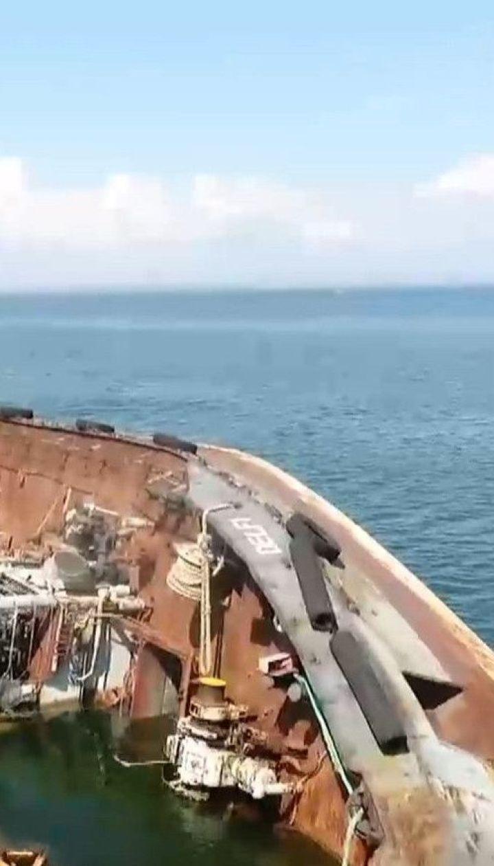 """Підйом """"Делфі"""": де судно зараз і що з ним буде далі"""