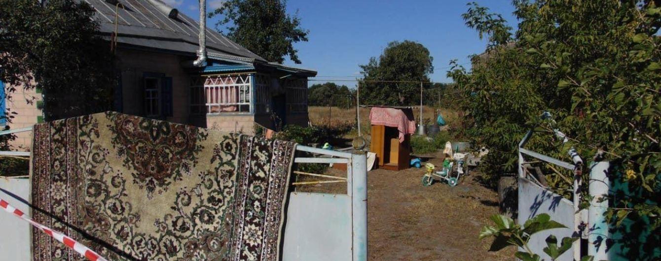 В Черкасской области горе-мать задушила своего годовалого сына