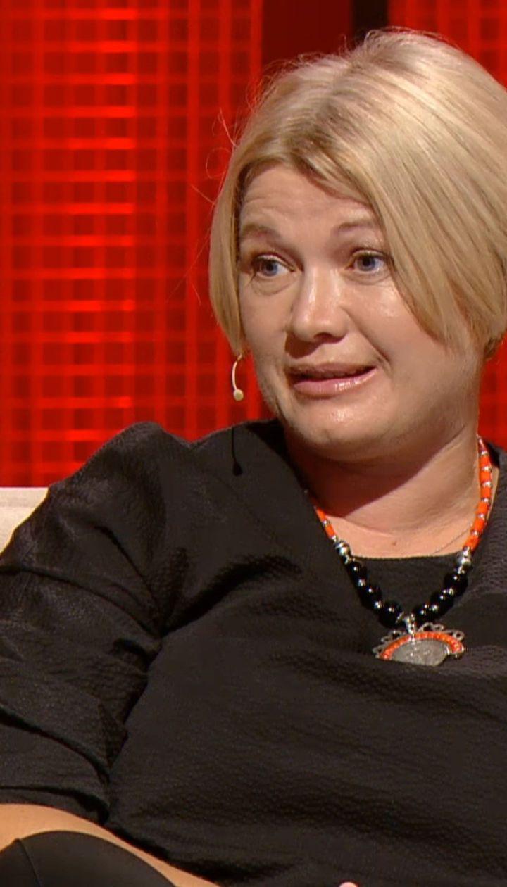 Верещук акцентировала внимание на том, что Геращенко родилась не в Киеве, а ведет себя как киевлянка