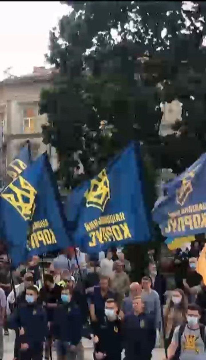 Потенциальная инспекция украинских позиций разгневала общество