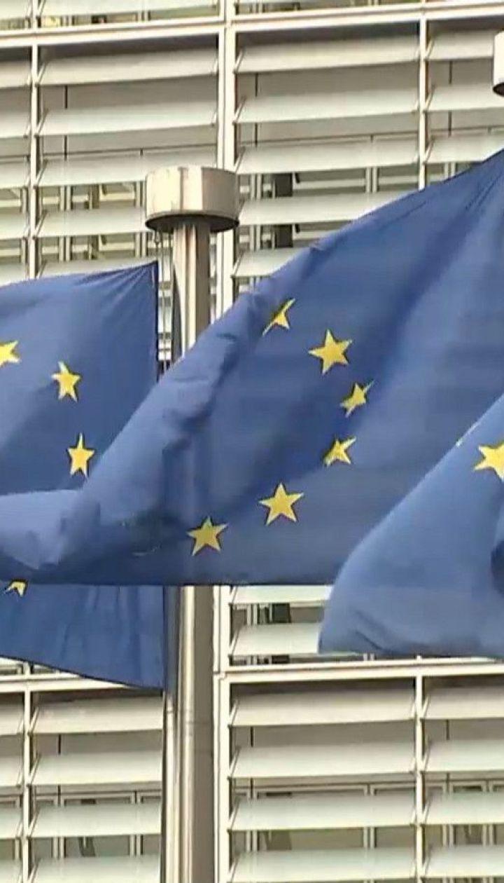 Євросоюз ще на пів року подовжив санкції проти Росії через анексію Криму