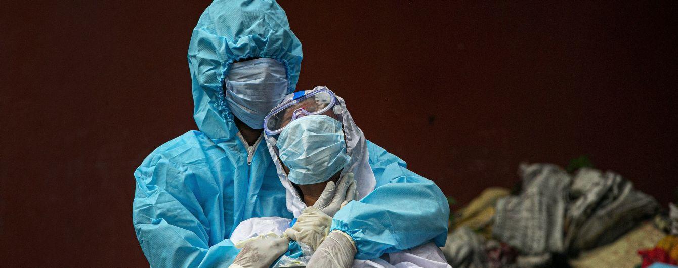 У Чернівецькій області підтвердили майже 15 тисяч випадків зараження коронавірусом