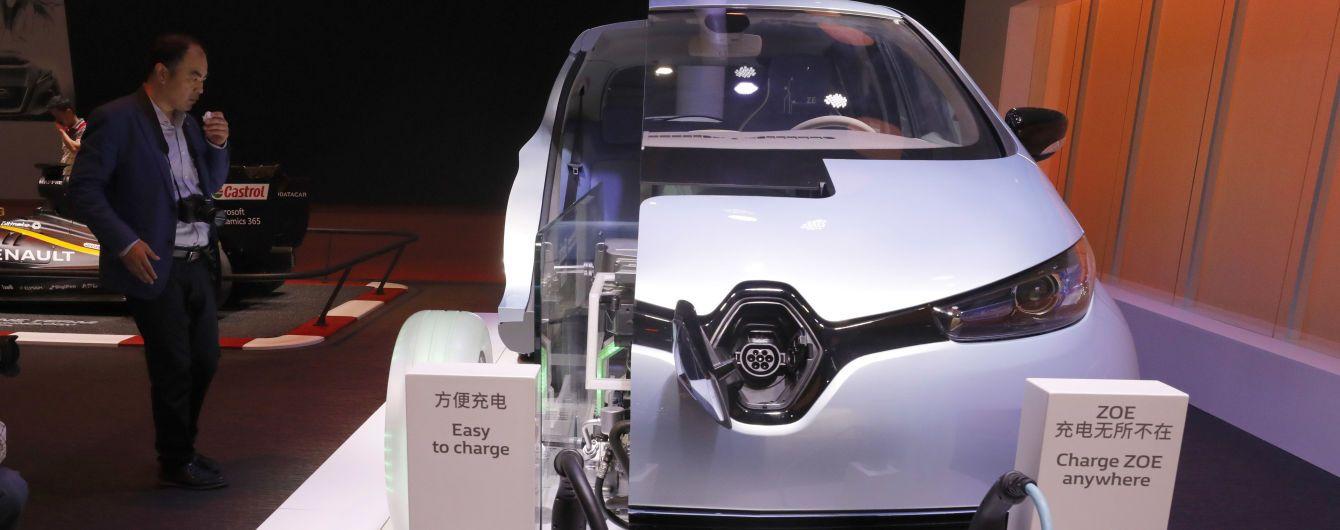 Renault собирается выпустить электромобиль до 20 тысяч евро