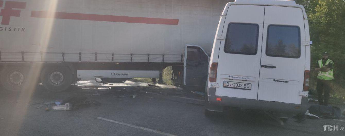 Поліція затримала водія, який скоїв смертельну ДТП у Бориспільському районі