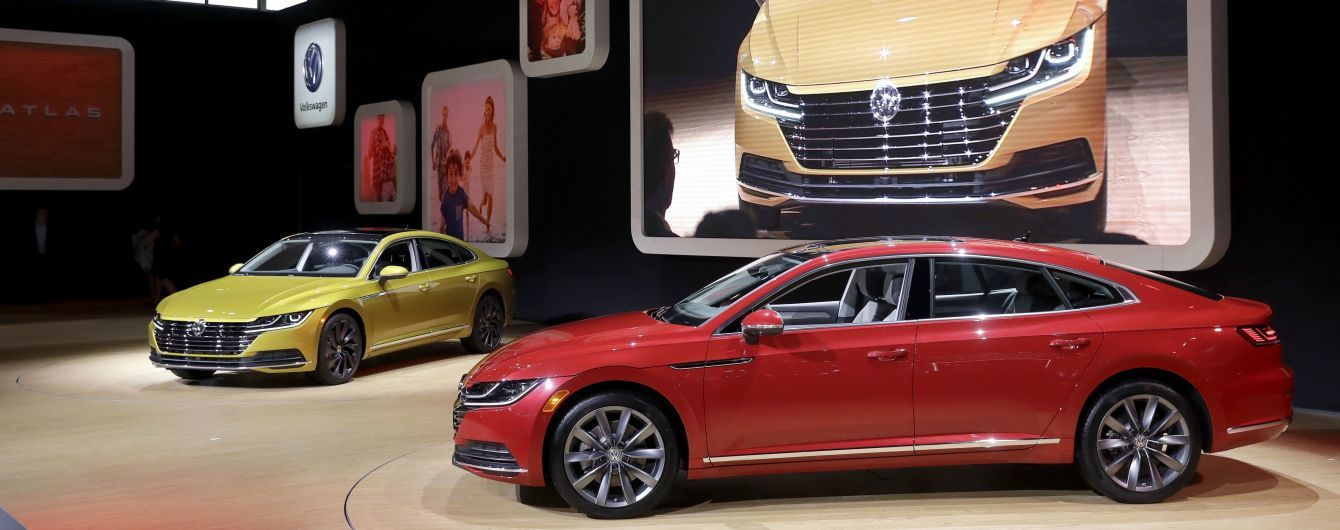 Volkswagen оголосив ціни на оновлений Arteon
