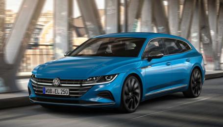 Volkswagen вивів на європейський ринок дві гібридні моделі: названа ціна