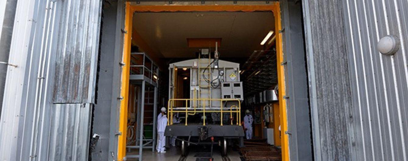 """На ЧАЕС розпочалося проведення """"гарячих"""" випробувань у Сховищі відпрацьованого ядерного палива"""