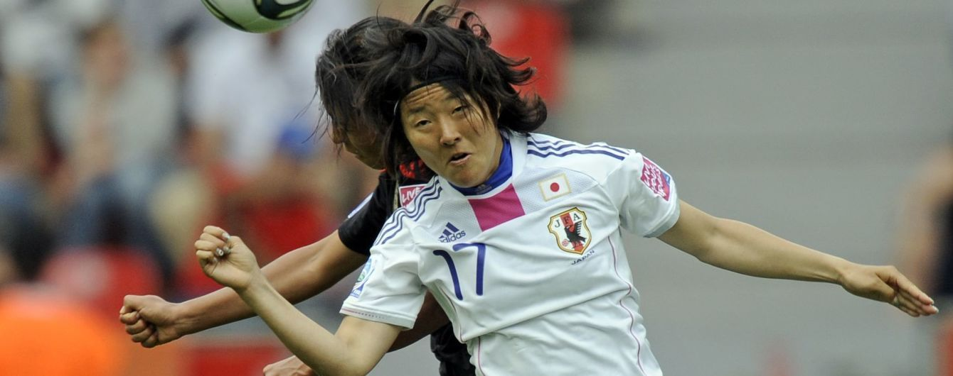 Перша в Японії: титулована футболістка гратиме в чоловічій команді