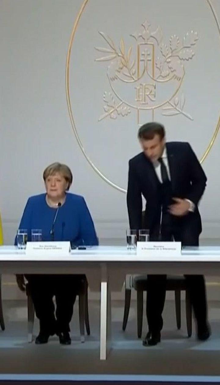 У Берліні радники лідерів України, Німеччини, Франції та Росії говорять про Донбас