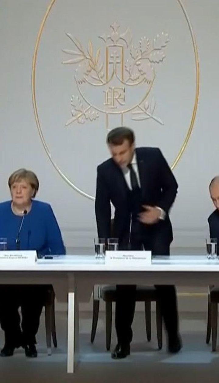 В Берлине советники лидеров Украины, Германии, Франции и России говорят о Донбассе