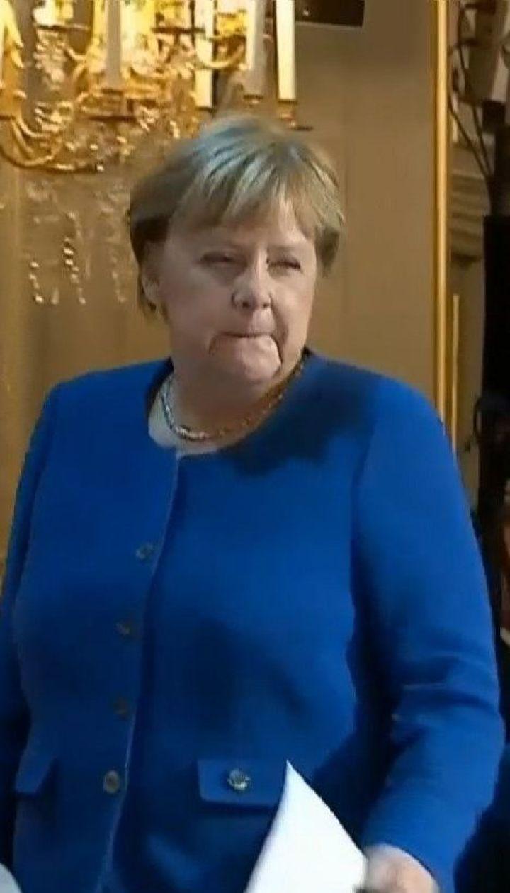 В Берлине проходит встреча советников лидеров Украины, Германии, Франции и России
