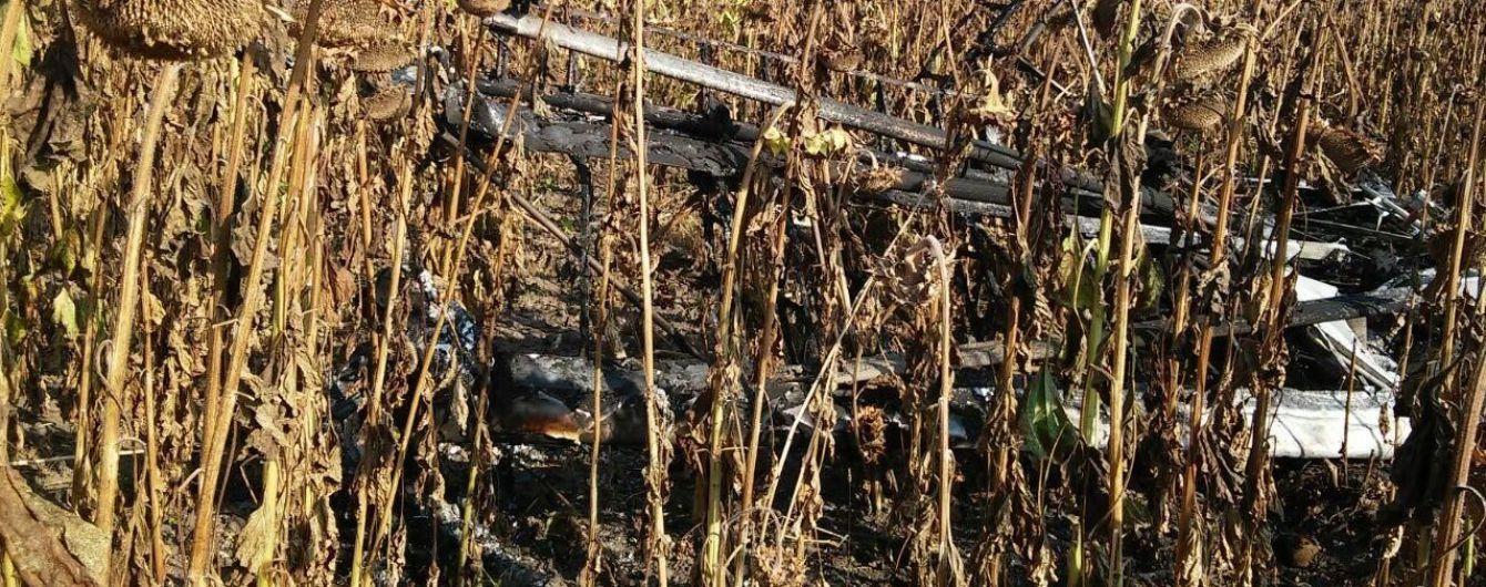 У Сумській області впавлегкомоторний літак: загинув пілот