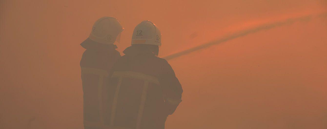 В Черновцах произошел пожар в ресторане: выгорела треть здания