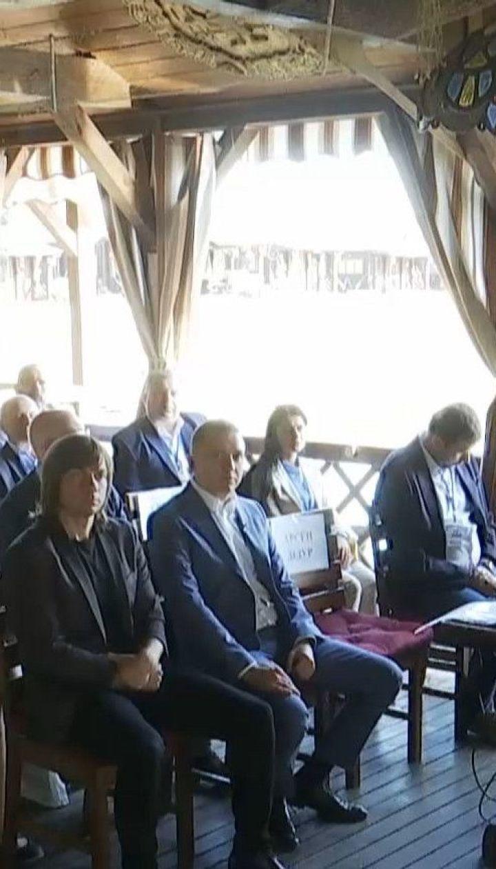 "На съезде партии ""За будущее"" обсуждали экономический и культурный потенциал Нежина"