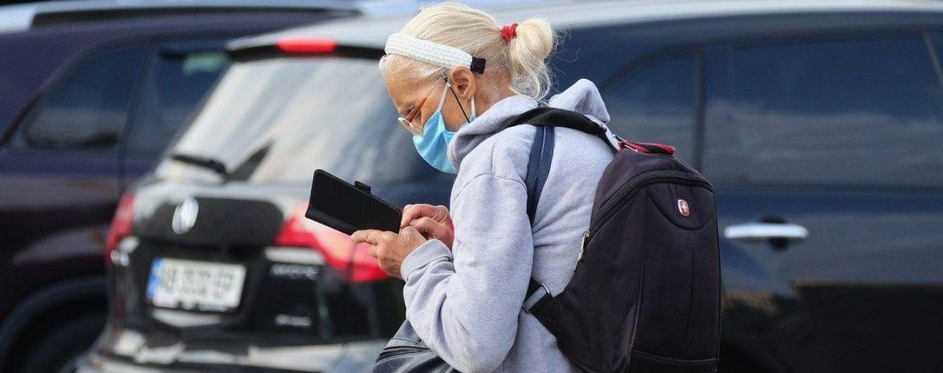 В Україні за добу коронавірус виявили у понад двох тисяч людей