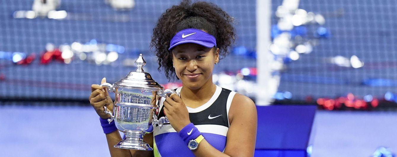 Японская теннисистка создала фантастический камбэк и стала победительницей US Open