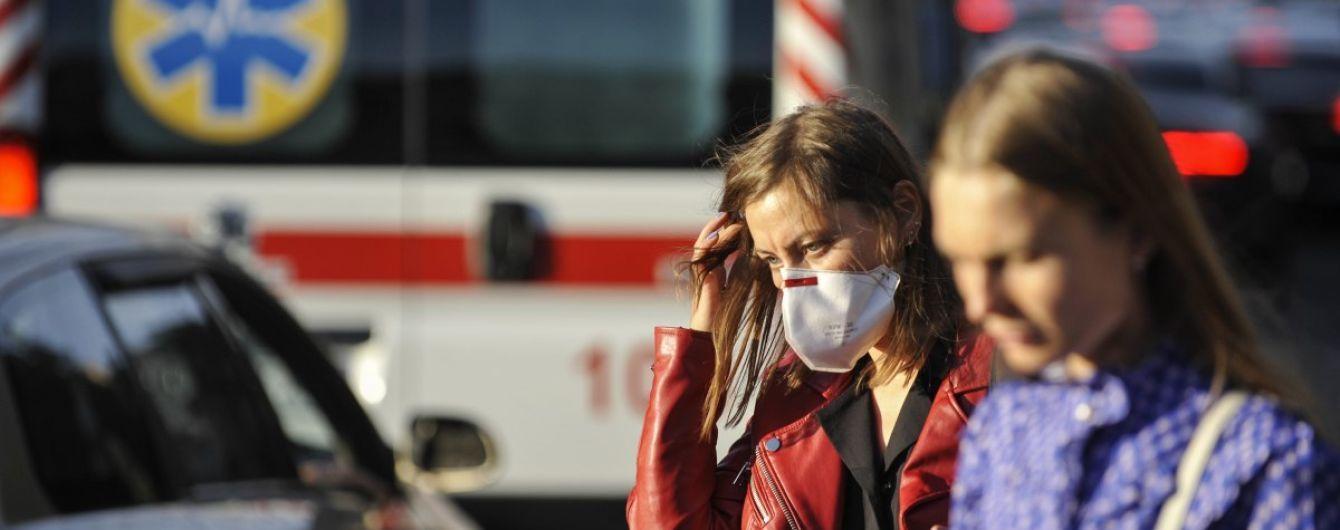 В Киеве растет количество инфицированных коронавирусом: в каких районах больше всего больных