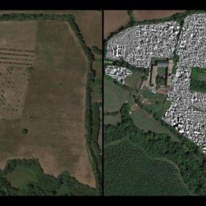 Археологи исследовали скрытый под землей римский город: его могли строить по плану