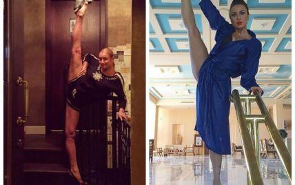 Битва шпагатов: Nikita VS Волочкова