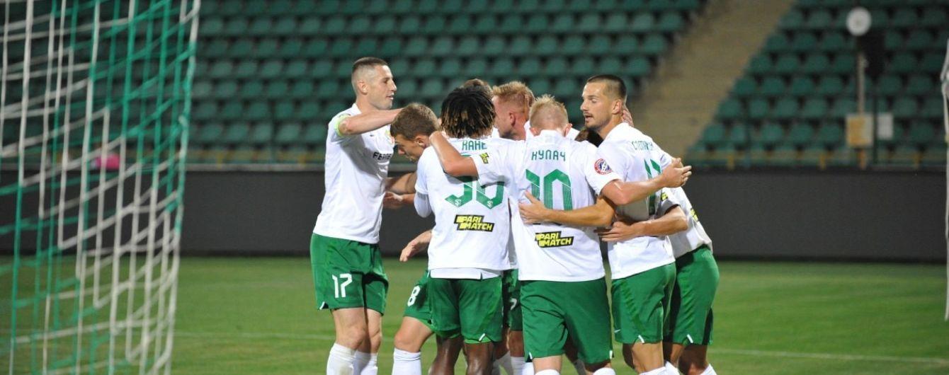 УПЛ онлайн: результаты матчей 3-го тура Чемпионата Украины по футболу, турнирная таблица