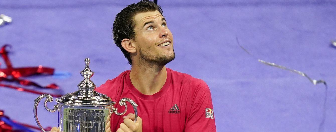 """Камбэк и четыре часа """"зарубы"""": австрийский теннисист драматично выиграл US Open-2020"""