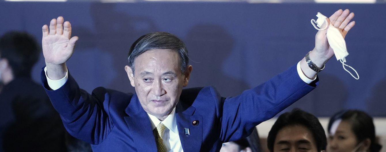 Наступник Сіндзо Абе: новим главою керівної партії Японії обраний Йосіхіде Суга