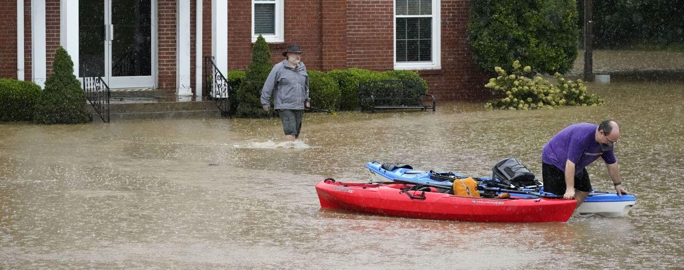 Жителей Нового Орлеана готовят к эвакуации из-за мощного шторма
