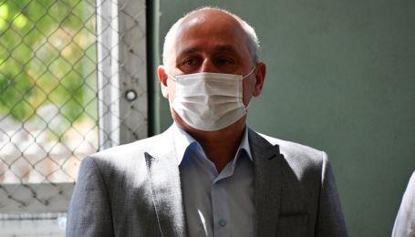 Председатель Житомирского облсовета заболел коронавирусом