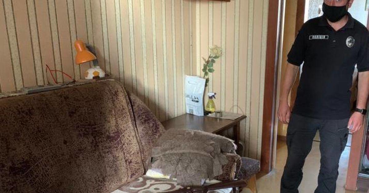 В Киевской области пенсионер стрелял с балкона из винтовки в компанию отдыхающих