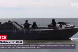 Российские оккупанты нарушают условия перемирия в Азове