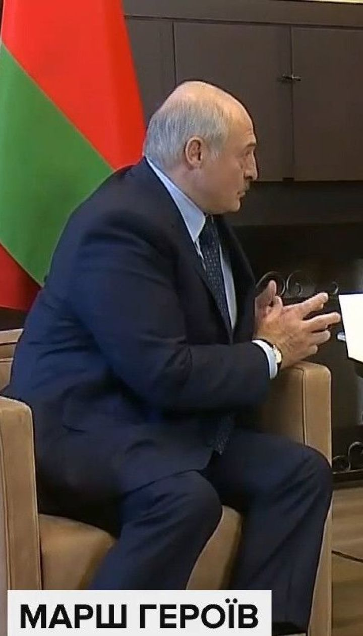 Лукашенко встретился с Путиным и около 500 протестующих в СИЗО – новости с Беларуси