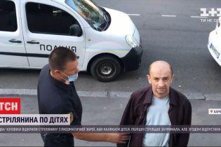 У Вінниці затримали двох чоловіків, які стріляли в дітей з пневматичної зброї, але згодом відпустили