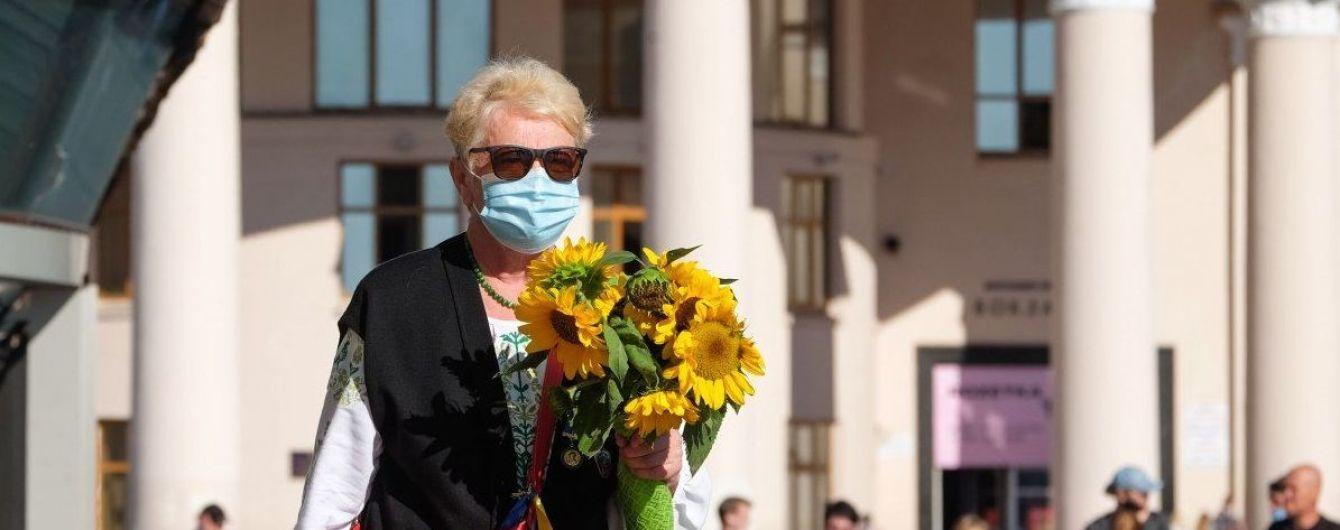 """Коронавирус в Украине 14 сентября: обновленные карантинные зоны и протест """"красных"""" городов"""