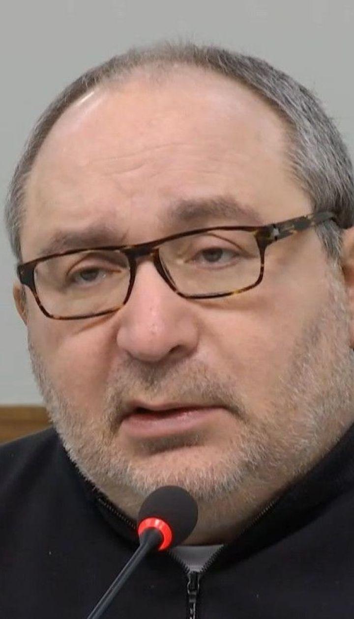 Мер Харкова Геннадій Кернес потрапив до лікарні, про його стан та діагноз офіційно не повідомляється