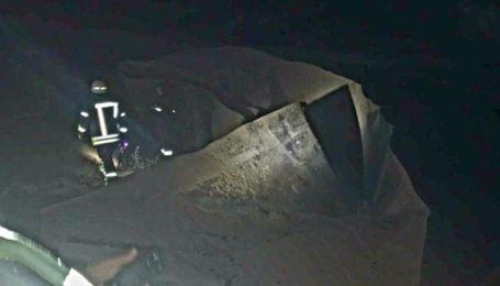 Поблизу Чабанів прорвало газопровід високоготиску: аварійні служби прибули на місце інциденту