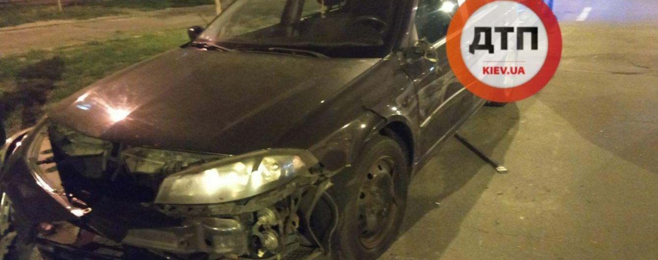 ДТП по-троєщинськи: в аварії в Києві постраждало 8 авто