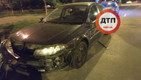 ДТП по-троещински: в аварии в Киеве пострадали 8 авто
