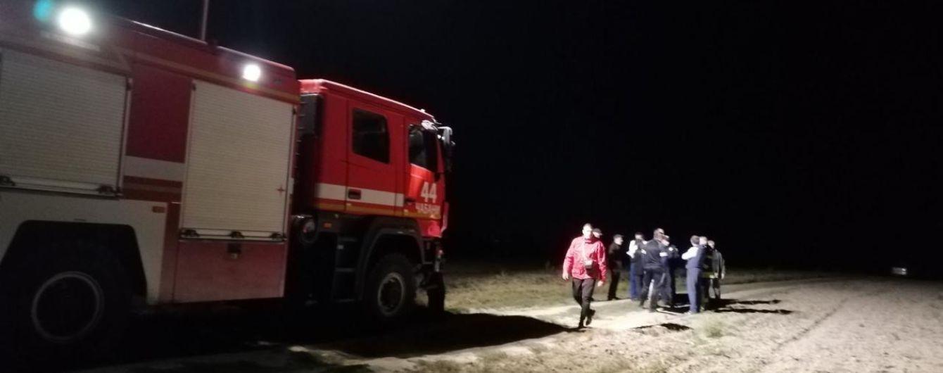 Шум напоминал падение самолета: под Киевом разгерметизировался газопровод, поставляющий газ в Европу