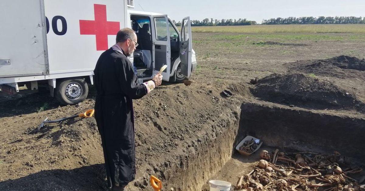 Масштабна експедиція під Харковом: пошуковці знайшли останки понад сотні бійців