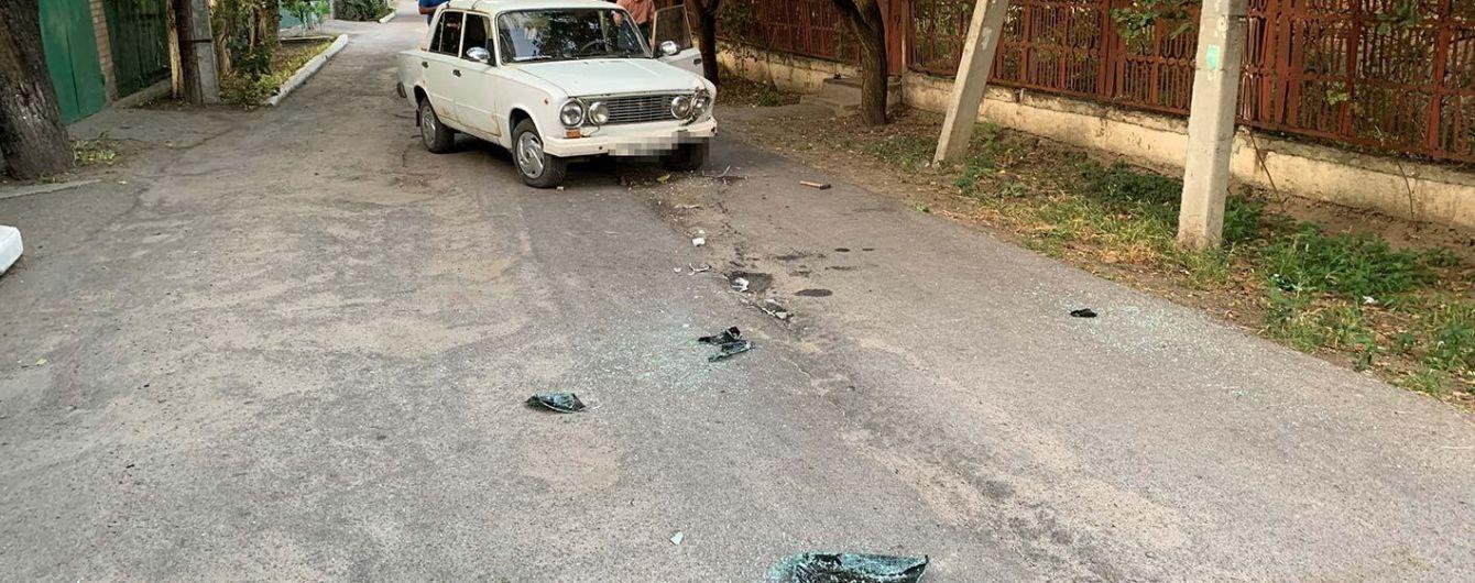 Двойное убийство от двух братьев в Никополе: нападающие получили ранения и обратились в травмпункт