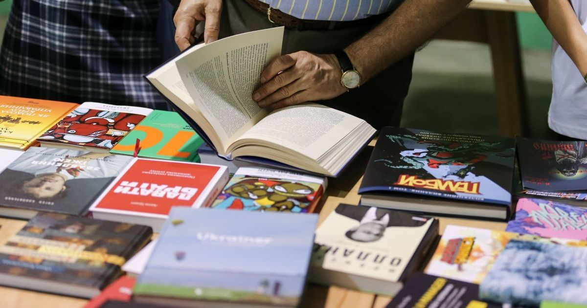 """""""Є"""" чи """"Есть"""": чому навколо книгарні """"Є"""" спалахнув скандал і що відбувається з книговиданням в Україні"""