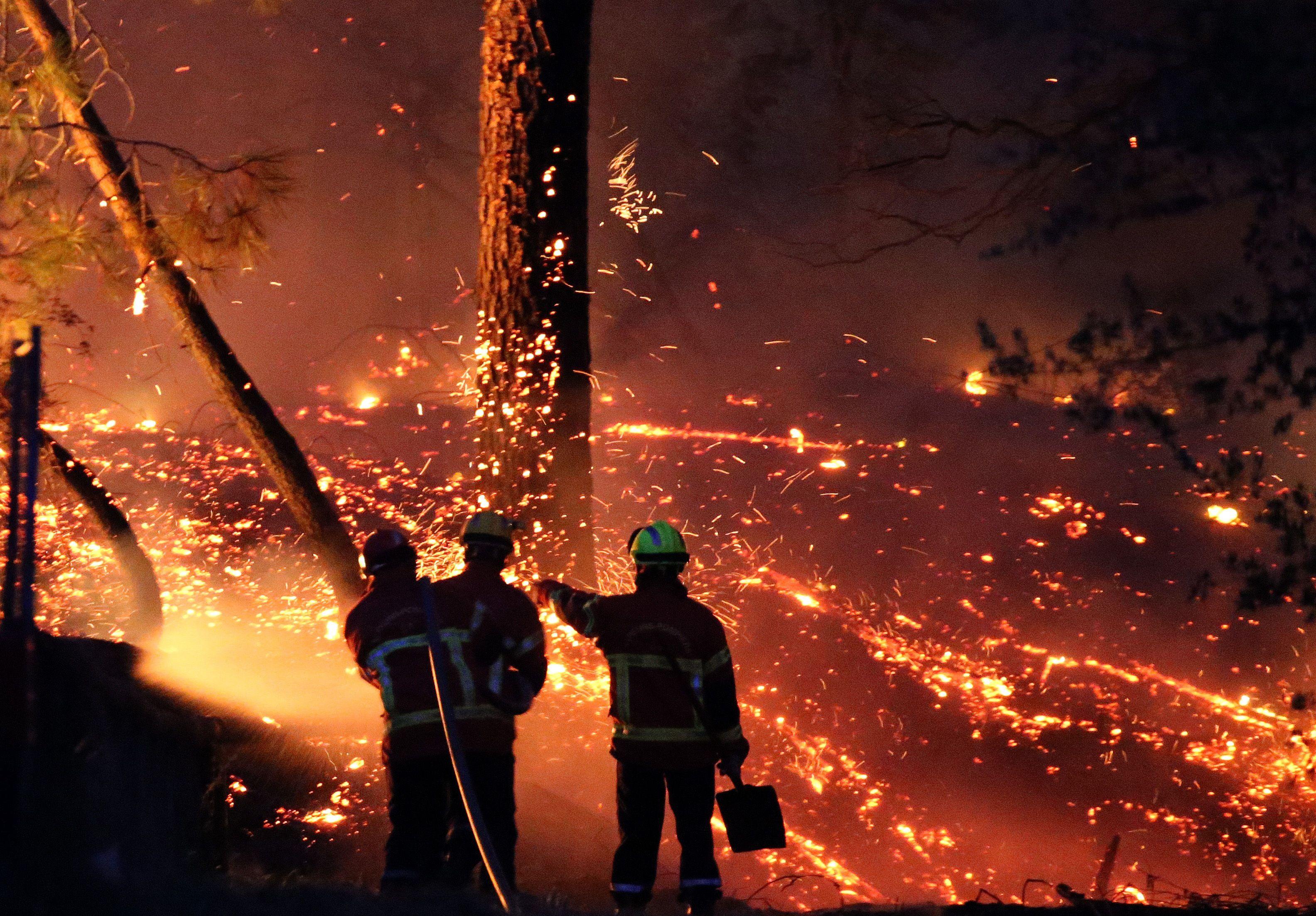 Пожежі у Франції, липень 2020