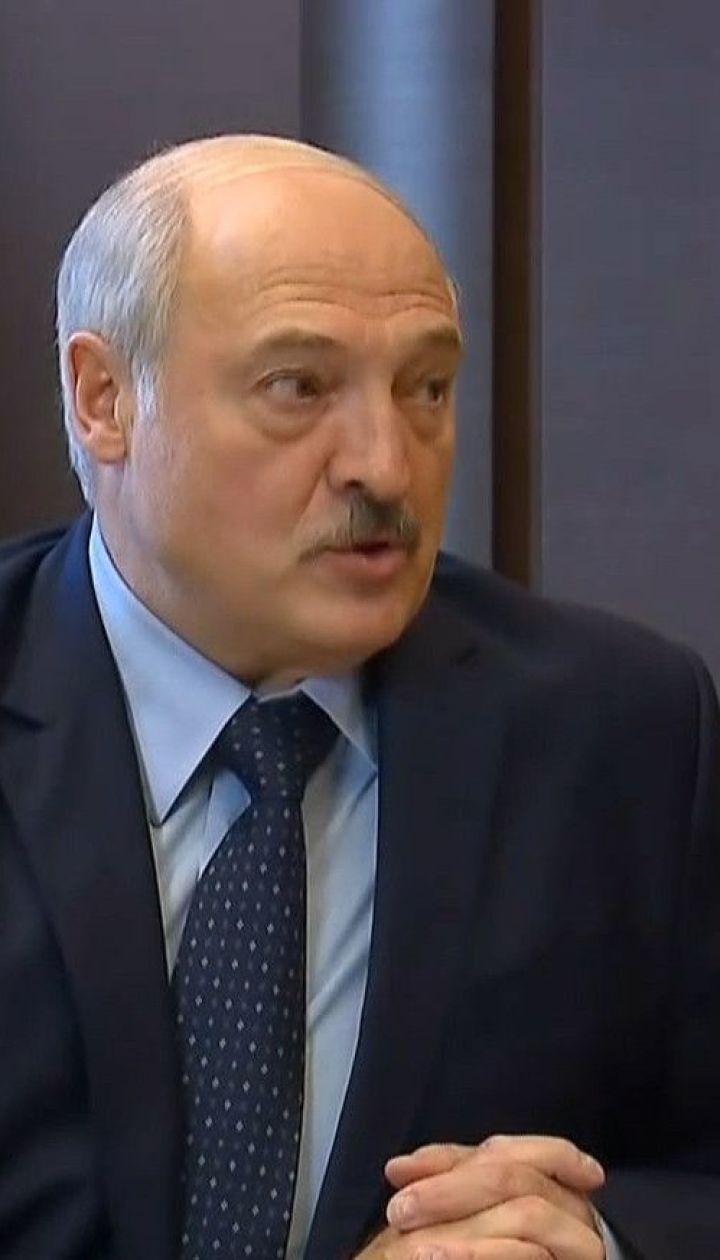 Верховная Рада поддержала введение санкций против Беларуси