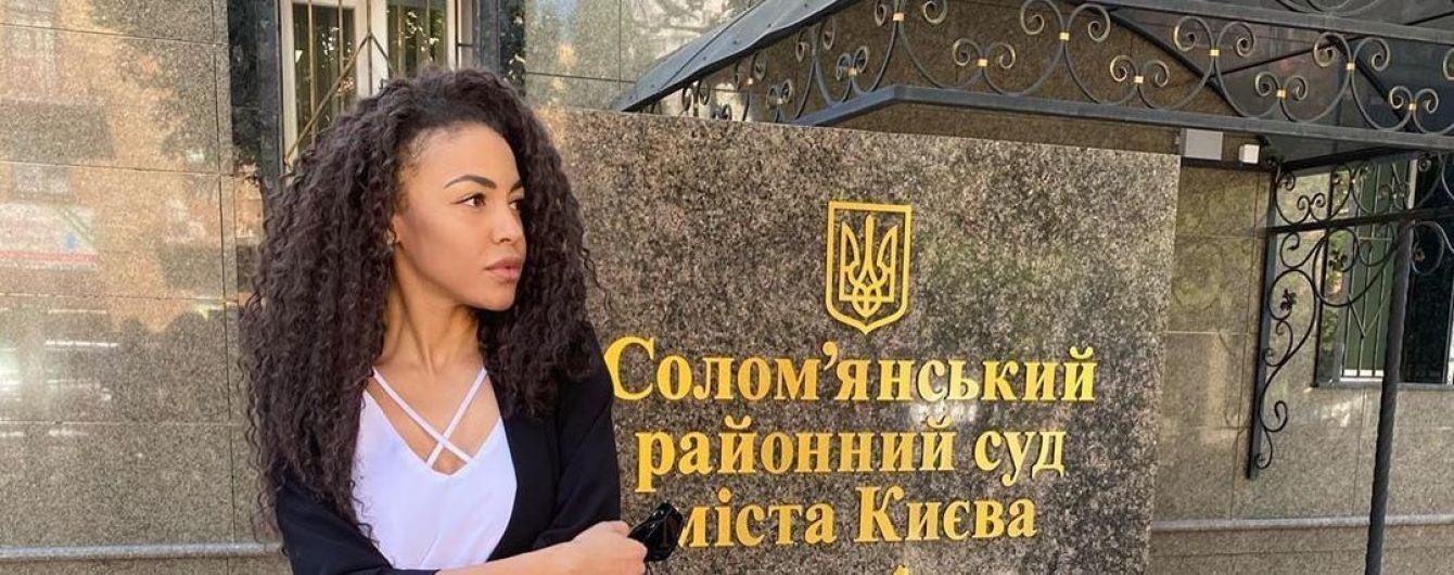 Ексдружина Серьоги звинуватила його у навмисному затягуванні суду щодо дітей